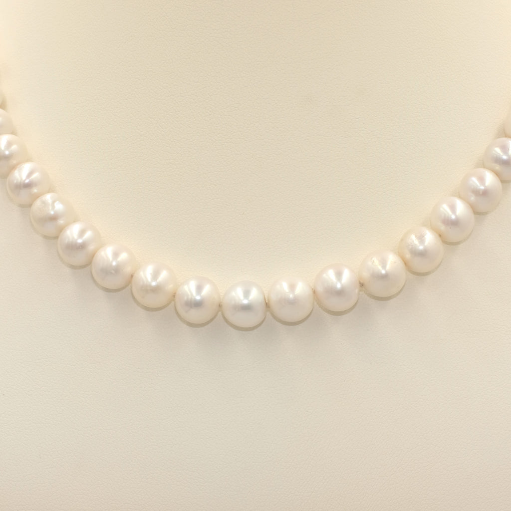 Single Strand in 18 inches Length Necklace - Aniya Jewellery