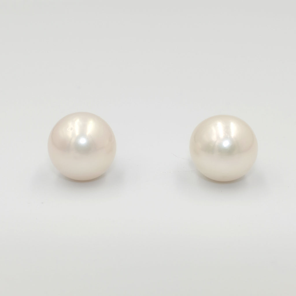 Classic Stud Pearl Earrings - Aniya Jewellery