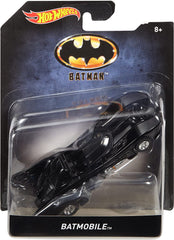Hot Wheels Die-Cast 1/50 Batman - 1989 Batmobile - Funky Toys