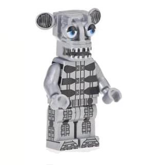 Minifigure -  Five Nights at Freddy's - Animatronic Skeleton