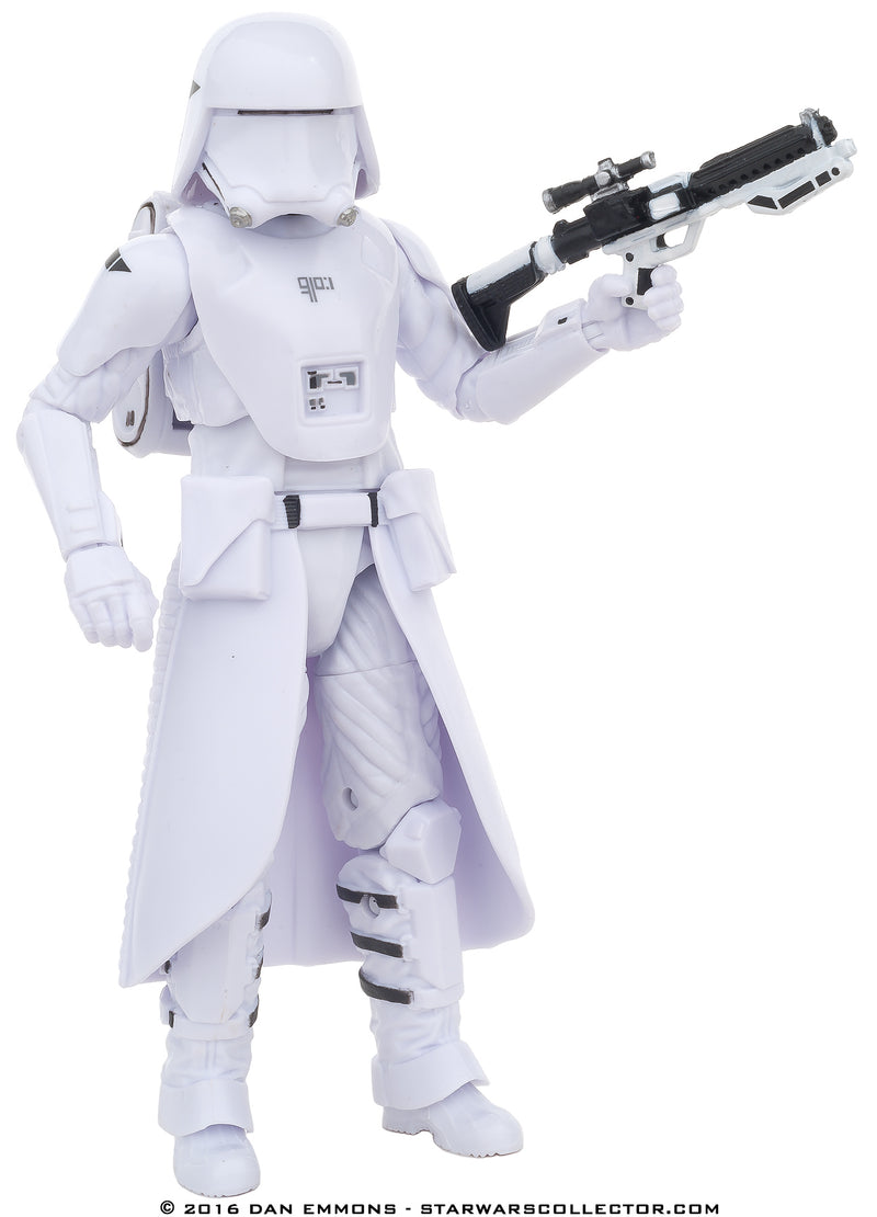 Star Wars The Black Series 6 Inch - First Order Snowtrooper - Funky Toys