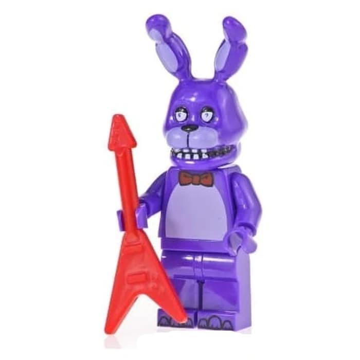 Minifigure -  Five Nights at Freddy's - Bunny