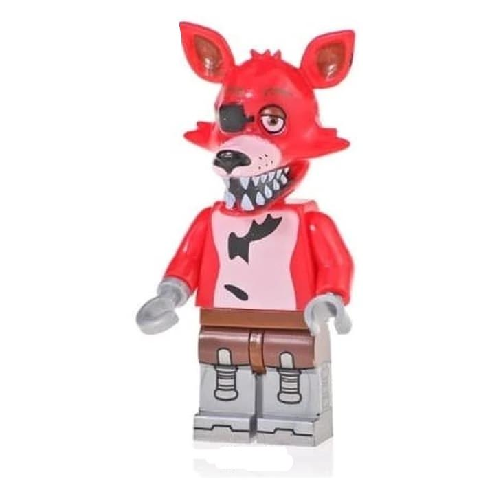 Minifigure -  Five Nights at Freddy's - Foxy
