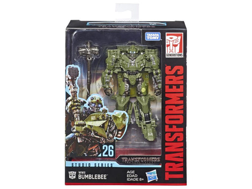 Transformers Generations Studio Series - WWII Bumblebee - funky-toys-company