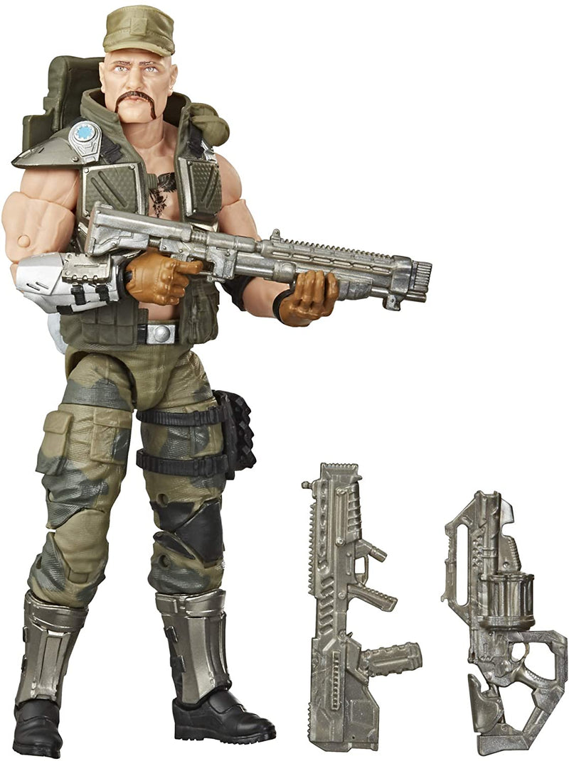 GI  Joe Classified Series - Gung Ho - Funky Toys