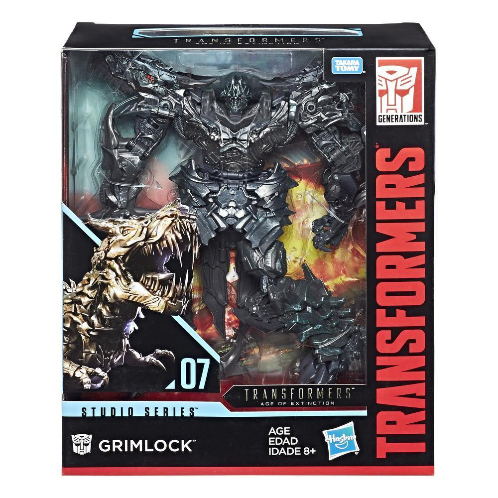 Transformers Generations Studio Series Leader Class - Grimlock - funky-toys-company