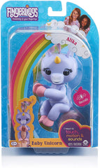 Fingerlings - Baby Unicorn (Alika Purple) - Funky Toys