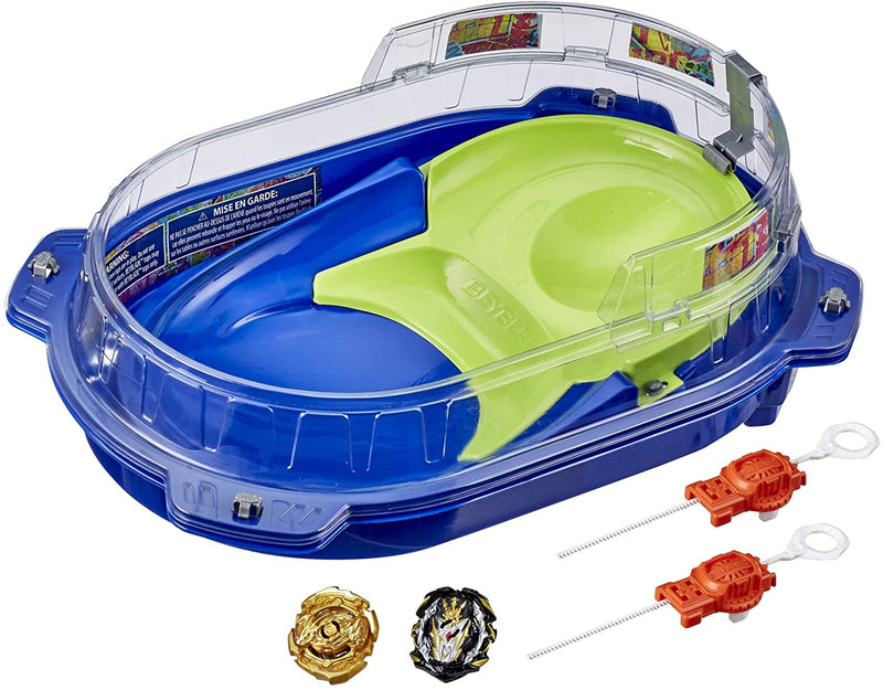 Beyblade Burst Rise Hypersphere Vortex Clime Battle Set - Funky Toys