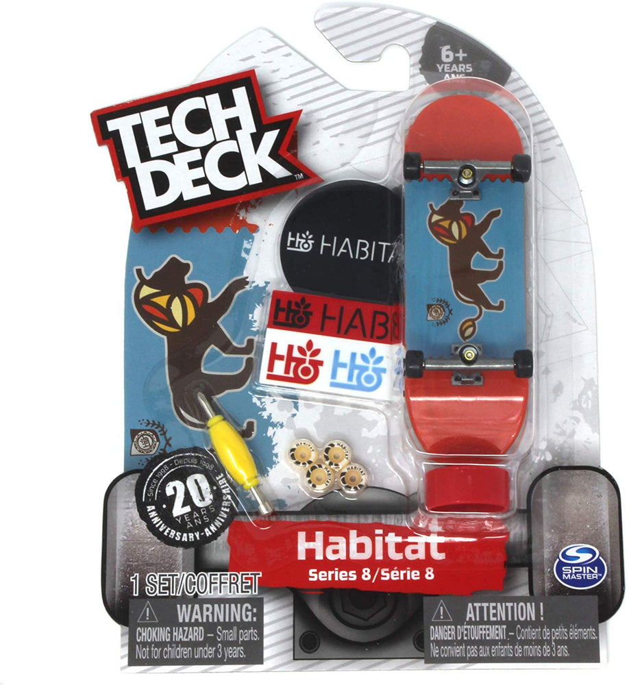 Tech Deck - Habitat Series 8