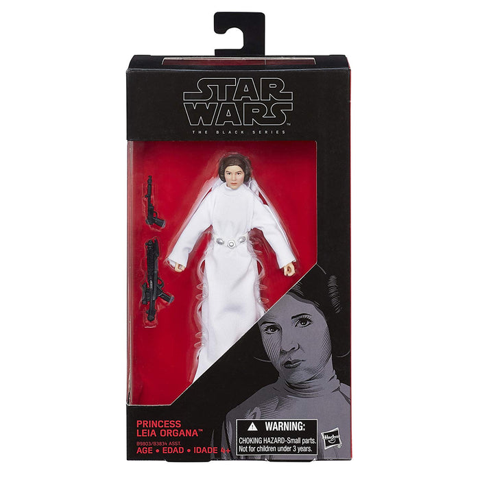 Star Wars The Black Series 6 Inch - Princess Leia - funky-toys-company