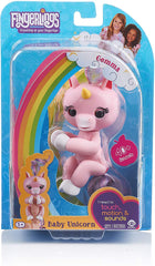 Fingerlings - Baby Unicorn (Pink Gemma) - Funky Toys