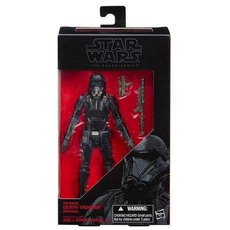 Star Wars The Black Series 6 Inch - Imperial Death Trooper - funky-toys-company