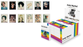 Kidrobot Andy Warhol Polaroid Series Blind Box - funky-toys-company