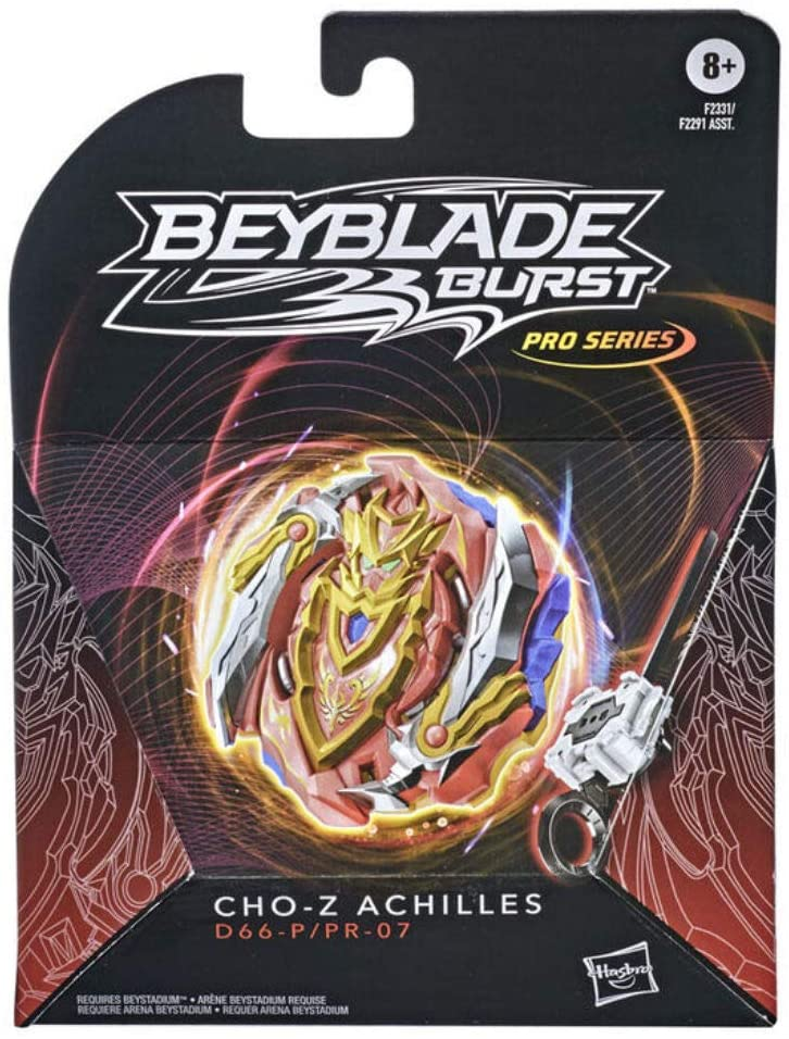 Beyblade Burst Pro Series - Cho-Z Achilles - Funky Toys