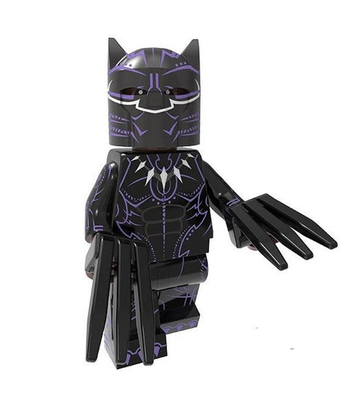 Minifigure - Marvel - Black Panther with Mask