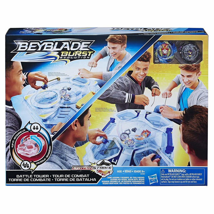 Beyblade Burst Evolution Switchstrike - Battle Tower - funky-toys-company