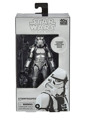 Star Wars The Black Series 6 Inch - Carbonized Stormtrooper - Funky Toys