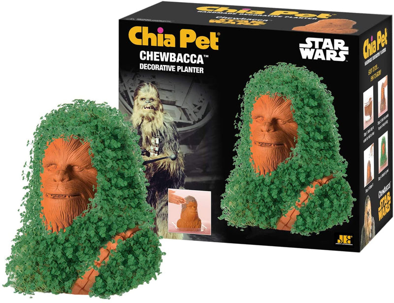 Chia Pet - Star Wars Chewbacca - Funky Toys