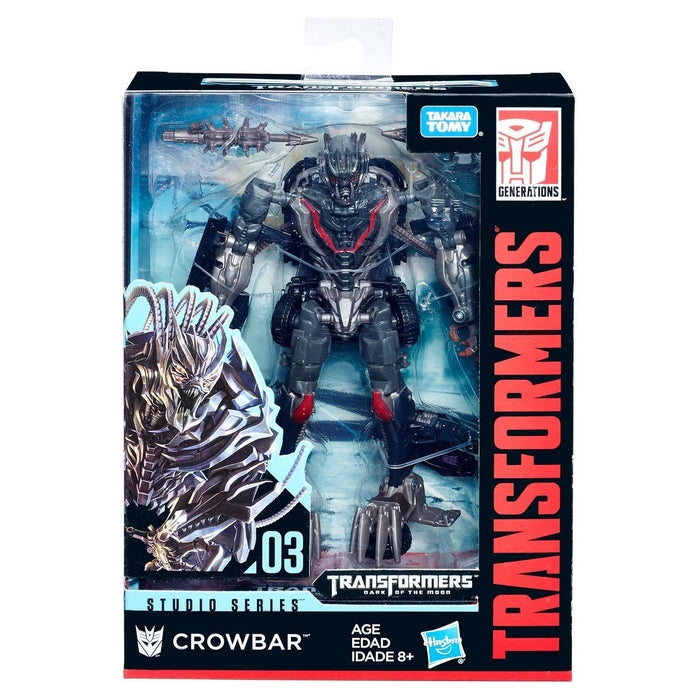 Transformers Generations Studio Series - Crowbar