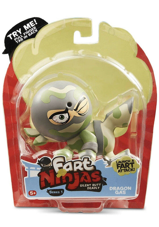 Fart Ninja - Dragon Gas (Camo/Black)