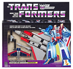 Transformers Vintage G1 Reissue - Air Commander Starscream - Funky Toys