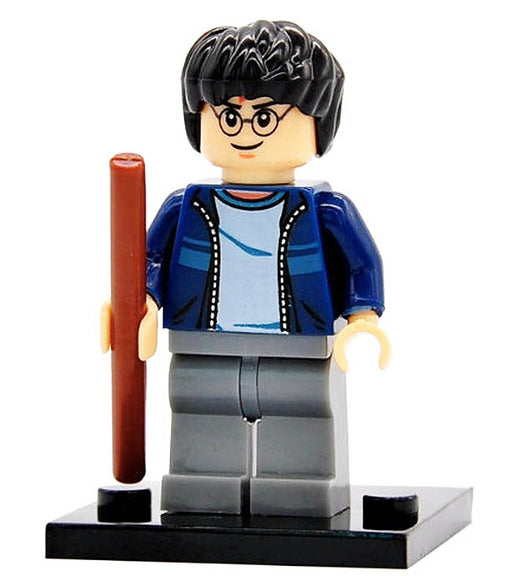 Minifigure - Harry Potter - Harry Potter Casual Clothing - funky-toys-company