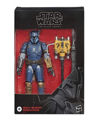 Star Wars The Black Series 6 Inch - Heavy Infantry Mandalorian - Funky Toys