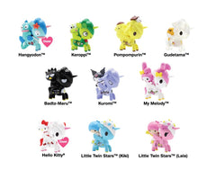 Tokidoki Unicorno x Hello Kitty and Friends (Blind Box) - Funky Toys