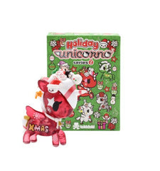 Tokidoki Holiday Unicorno Series 2 (Blind Box) - Funky Toys