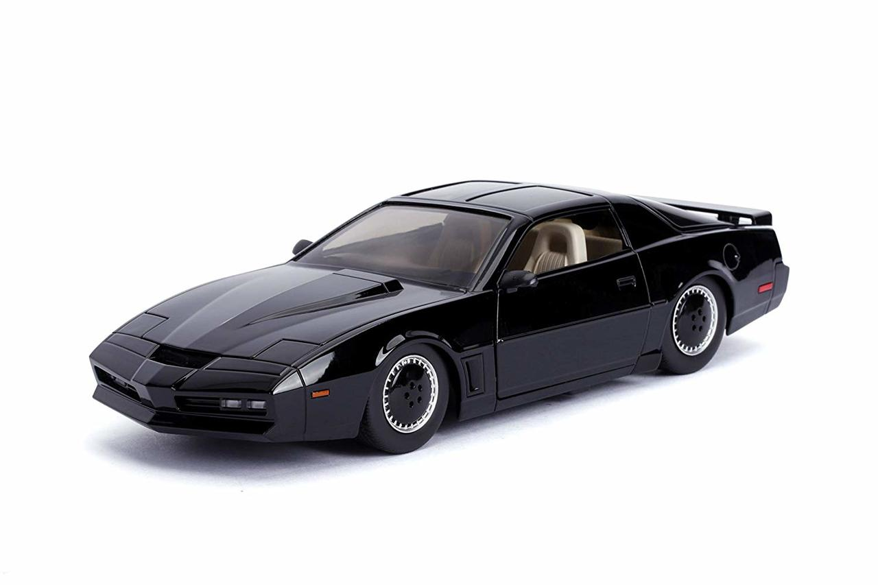 Jada 1:24 Die-Cast Hollywood Rides - Knight Rider KITT with Lights - funky-toys-company