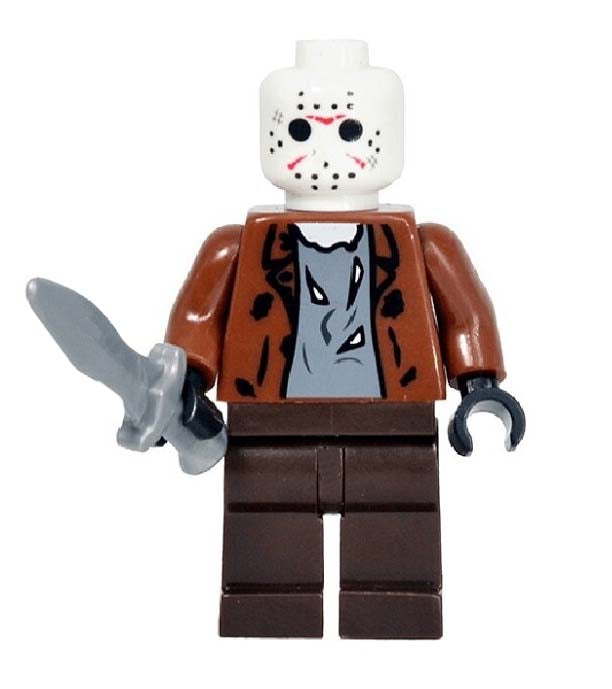 Minifigure - Friday The 13th - Jason Voorhees - funky-toys-company