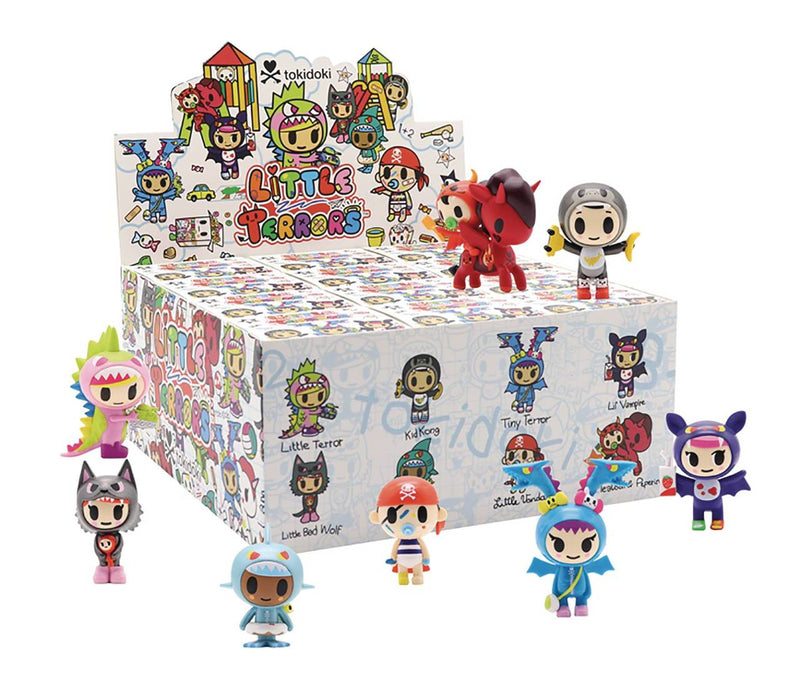 Tokidoki Little Terrors (Blind Box) - Funky Toys