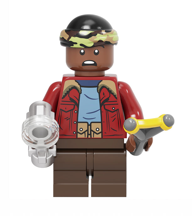 Minifigure - Stranger Things - Lucas Sinclair