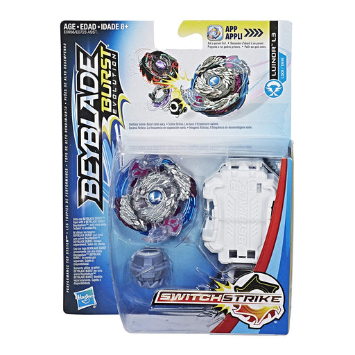 Beyblade Burst Evolution SwitchStrike Starter Pack - Luinor L3 - funky-toys-company