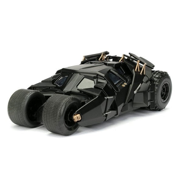 Jada 1:24 Die-Cast Hollywood Rides - DC Comics Batman The Dark Knight Batmobile - funky-toys-company