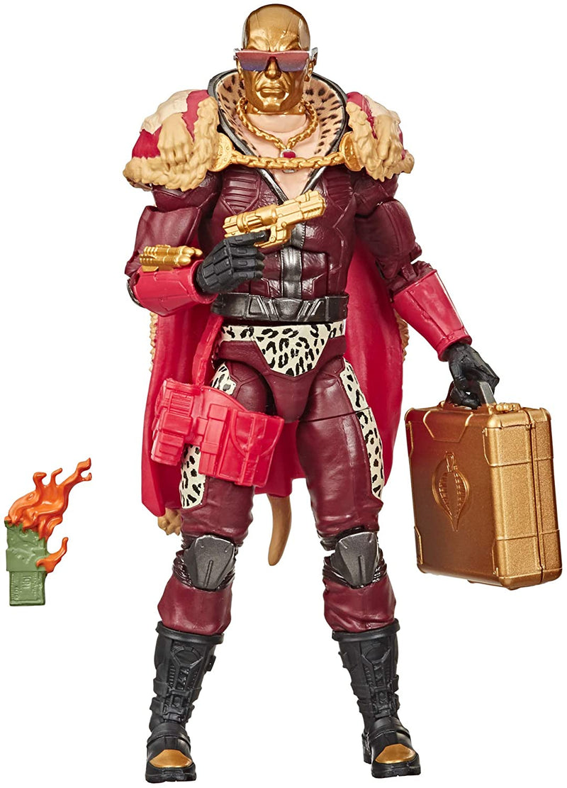 GI Joe Classified Series - Profit Director Destro - Funky Toys