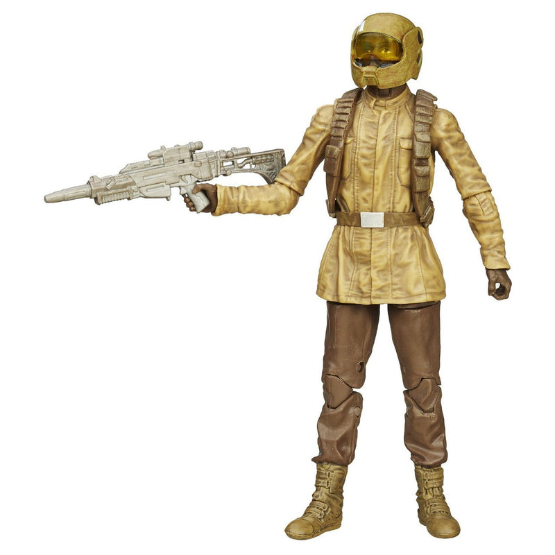 Star Wars The Black Series 6 Inch - Resistance Trooper - Funky Toys