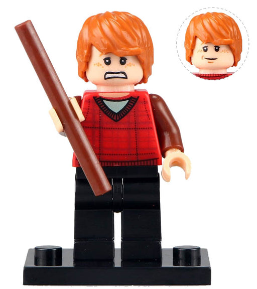 Minifigure - Harry Potter - Ron Weasley - funky-toys-company