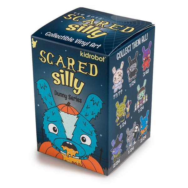 "Kidrobot Scared Silly Dunny 3"" Blind Box Mini Series - funky-toys-company"