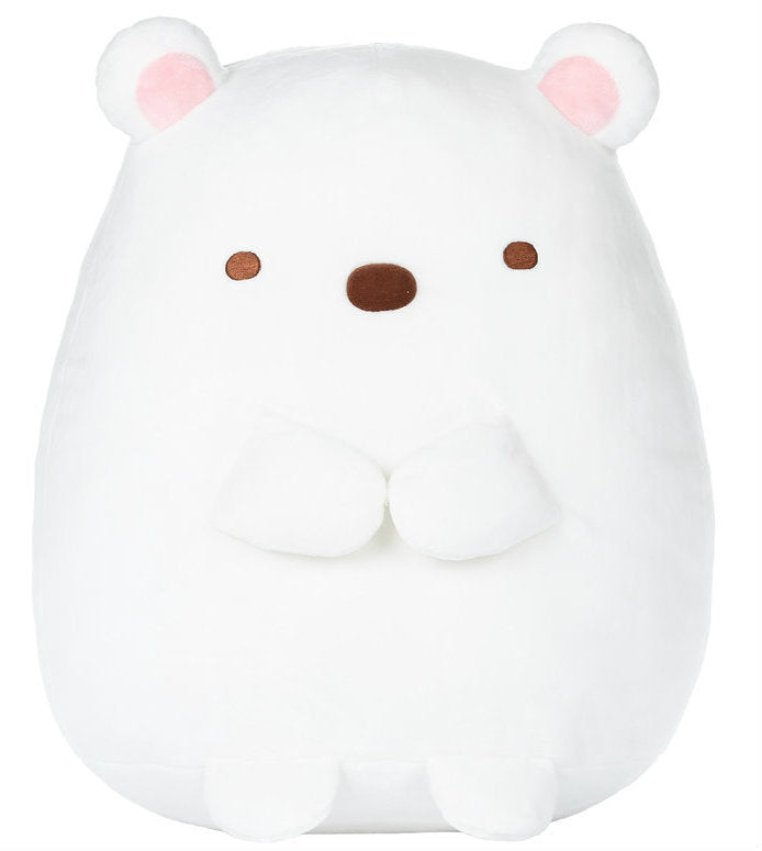 "Sumikko Gurashi - Shirokuma White Bear Plush Animal 4"" - Funky Toys"