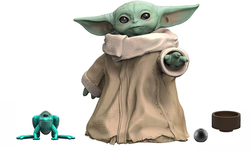 Star Wars The Black Series The Child Toy 1.1 Inch Baby Yoda The Mandalorian - Funky Toys