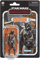 Star Wars The Vintage Collection 3.75 inch Action Figure - The Mandalorian - Funky Toys