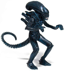 Super7 Aliens Reaction Alien Warrior Nightfall Blue 3¾ Action Figure - Funky Toys