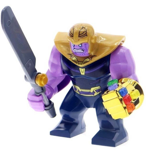 Minifigure - Marvel Avengers - Thanos with Glove