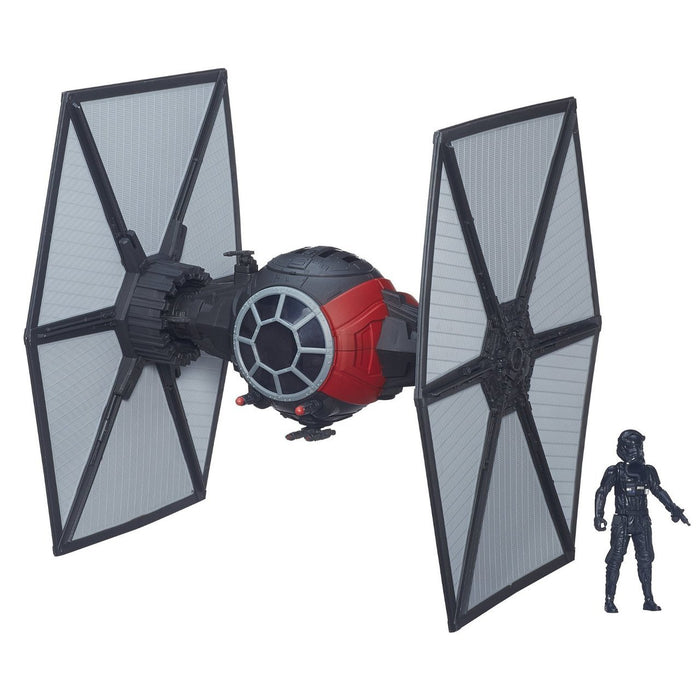 Star Wars The Force Awakens First Order Special Forces TIE Fighter - funky-toys-company