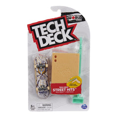 Tech Deck World Edition Street Hits - Creature with Home Ramp - Funky Toys