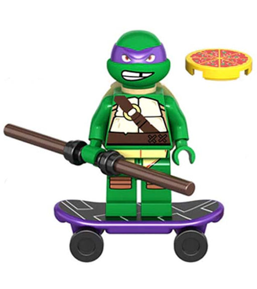 Minifigure - Teenage Mutant Ninja Turtles - Donatello