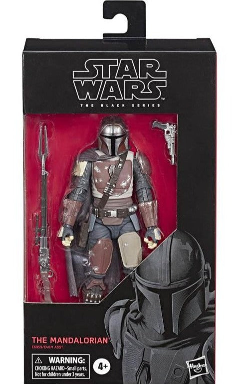 Star Wars The Black Series 6 Inch - The Mandalorian - Funky Toys