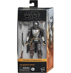 Star Wars The Black Series 6 Inch - The Mandalorian Beskar Armor - Funky Toys