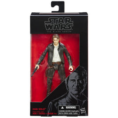 Star Wars The Black Series 6 Inch - Han Solo - Funky Toys